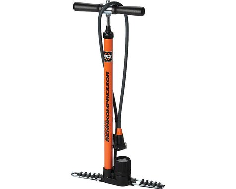 SKS Rennkompressor Floor Pump (Orange)