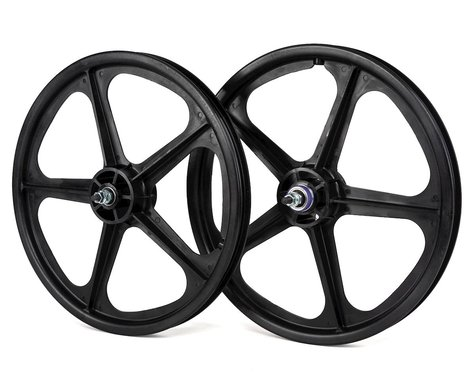 "Skyway Tuff Wheel II 20"" Wheel Set (Black) (3/8"" Axle) (20 x 1.75)"