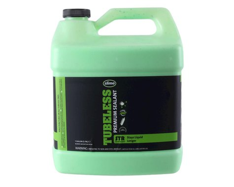 Slime Premium STR Tubless Tire Sealant (1 Gallon)