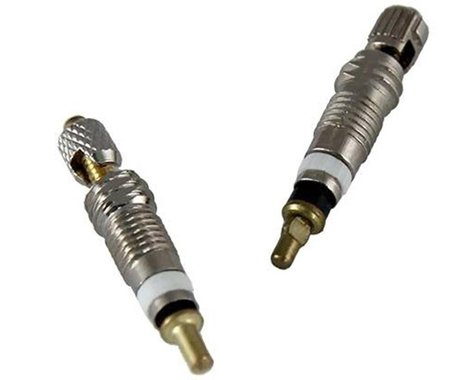 Slime Valve Tubeless Slime Presta Valve Replacement Cores (Pair)