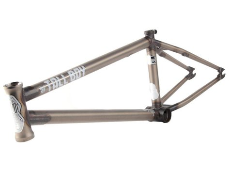 "S&M Tall Boy Frame (Charlie Crumlish) (Gloss Clear) (21.5"")"