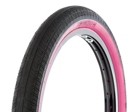 S&M Speedball Tire (Black/Pinkwall) (20 x 2.10)