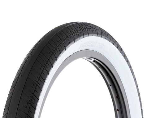 "S&M Speedball Tire (Black/Whitewall) (20"") (2.4"")"