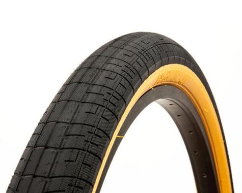 "S&M Speedball Tire (Black/Tanwall) (22"") (2.4"")"
