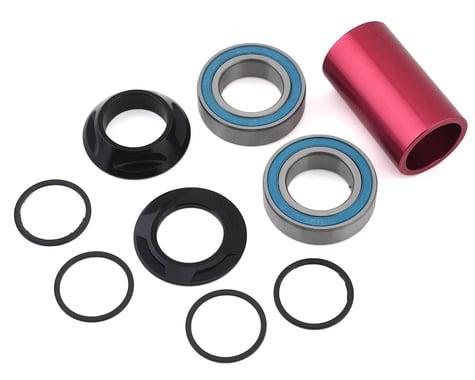 S&M Mid Bottom Bracket Kit (Black Cones) (24mm)