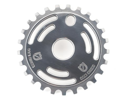S&M Drain Man Sprocket (Polished) (25T)