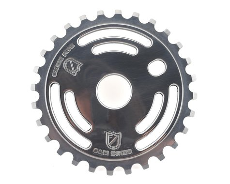 S&M Drain Man Sprocket (Polished) (28T)
