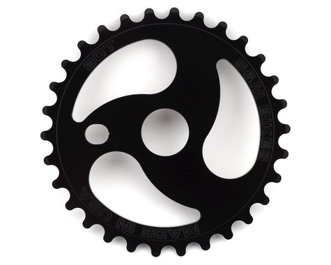 S&M Chain Saw Sprocket (Black) (30T)