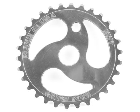 S&M Chain Saw Sprocket (Polished) (30T)