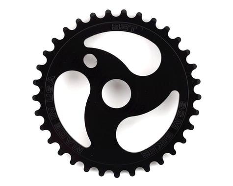 S&M Chain Saw Sprocket (Black) (33T)