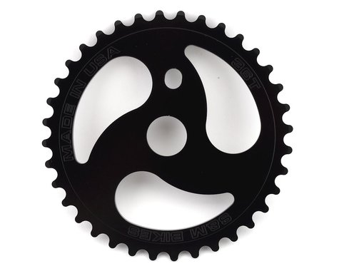 S&M Chain Saw Sprocket (Black) (36T)