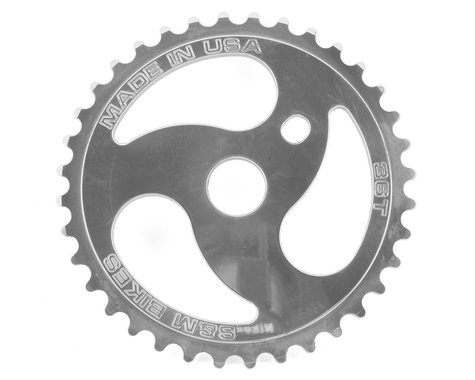 S&M Chain Saw Sprocket (Polished) (36T)