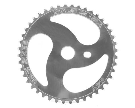S&M Chain Saw Sprocket (Polished) (44T)