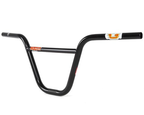 "S&M Hoder High Bars (Mike Hoder) (Flat Black) (9"" Rise)"