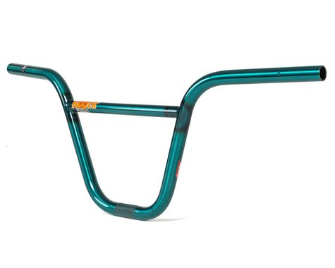 "S&M Hoder High Bars (Mike Hoder) (Trans Teal) (9"" Rise)"