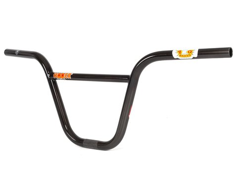 "S&M Hoder High Bars (Mike Hoder) (Trans Black) (9"" Rise)"