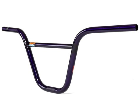 "S&M Hoder Skyhigh Bars (Mike Hoder) (Trans Purple) (9.5"" Rise)"