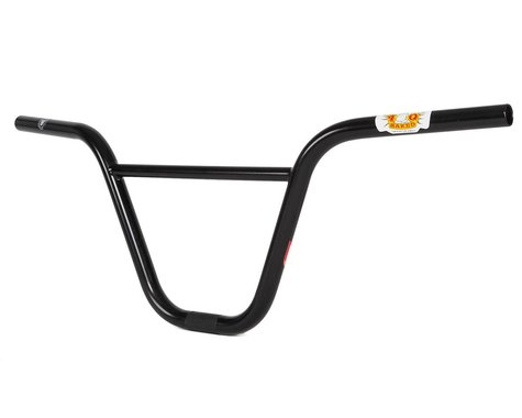 "S&M Credence XL Bars (Flat Black) (9.25"" Rise)"
