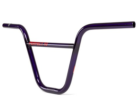 "S&M Perfect 10 Bars (Trans Purple) (10"" Rise)"