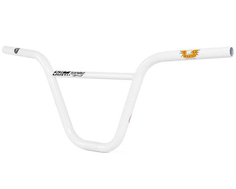 """S&M Race XLT Bars (White) (9"""" Rise)"""