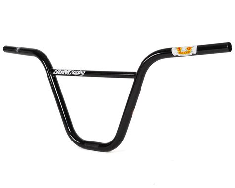 "S&M Race XLT Bars (Black) (9.75"" Rise)"