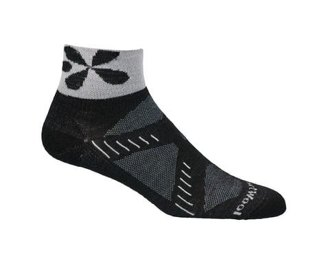 Smartwool Women's PhD Cycling Ultra Light Mini Socks (Black)