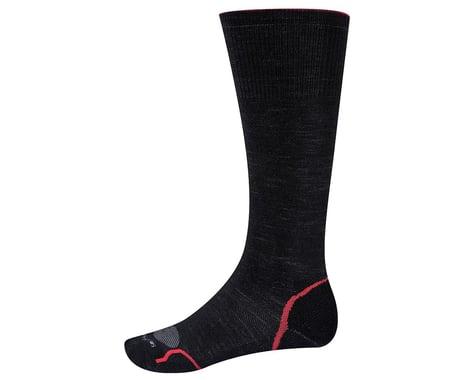 Smartwool PhD Graduated Compression Light Socks (Black)