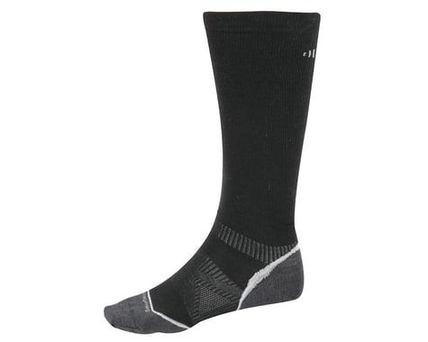Smartwool PhD Run Graduated Compression Ultra Light Socks (Black)