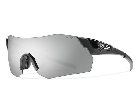 Smith Pivlock Arena Max Sunglasses (Matte Black) (Super Platinum/Clear/Ignitor)