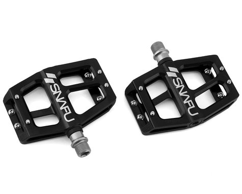 "Snafu Anorexic Junior Race Pedal (Black) (9/16"")"