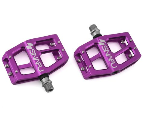Snafu Anorexic Junior Race Pedal (9/16) (Purple)