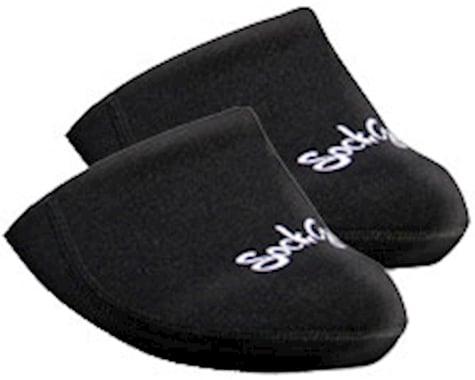 Sockguy Cozy Toes Shoe Covers (Black)