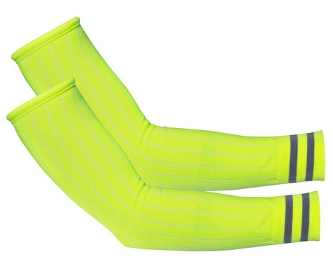 Sockguy Acrylic Arm Warmers (Neon Yellow) (L/XL)