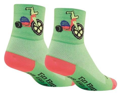 "Sockguy 3"" Socks (Bigger Wheel) (L/XL)"