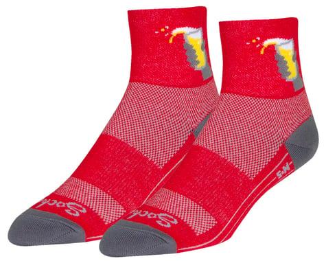 """Sockguy 3"""" Socks (Cheers) (L/XL)"""