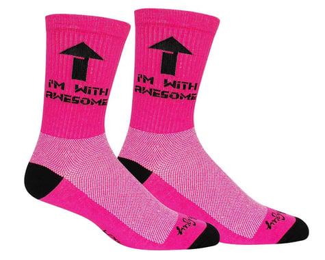 "Sockguy 6"" Socks (Awesome)"