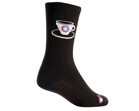"""Sockguy 6"""" Socks (Capt'n Coffee)"""