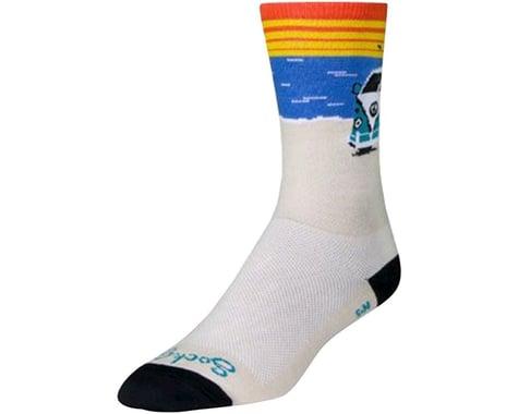 """Sockguy 6"""" Socks (Daze) (L/XL)"""