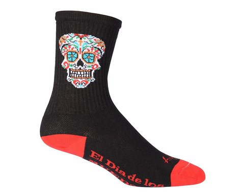 """Sockguy 6"""" Socks (El Dia) (L/XL)"""