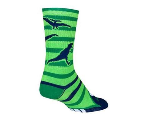 """Sockguy 6"""" Socks (Dinotopia) (L/XL)"""