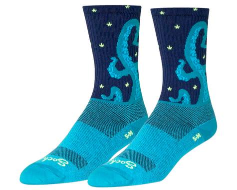 """Sockguy 6"""" Socks (Kraken) (S/M)"""