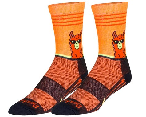 "Sockguy 6"" Socks (No Drama Llama) (S/M)"