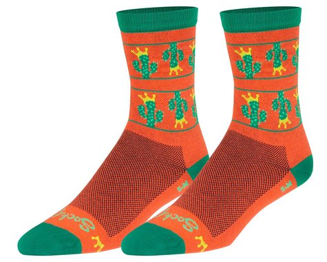 "Sockguy 6"" Socks (On Point) (L/XL)"