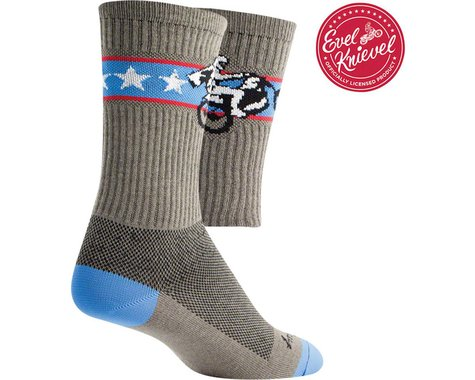 "Sockguy 6"" Socks (Wheelie)"