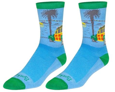 """Sockguy 6"""" Socks (Woodrow) (S/M)"""