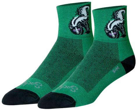 "Sockguy 3"" Socks (Dank) (S/M)"