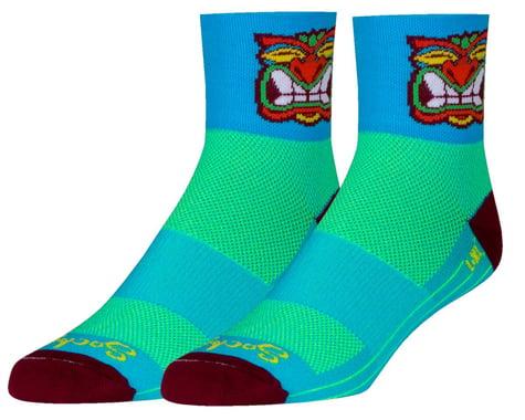 """Sockguy 3"""" Socks (Friki Tiki) (S/M)"""