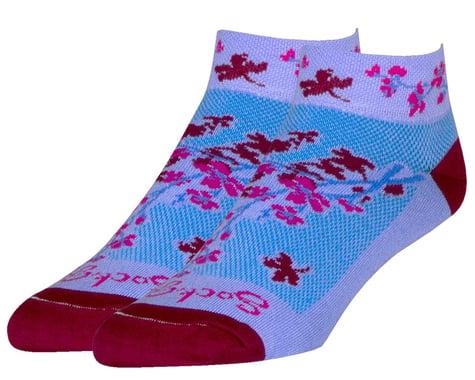 """Sockguy 1"""" Socks (Blossom) (S/M)"""
