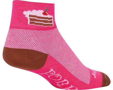 """Sockguy 2"""" Socks (Cake) (S/M)"""