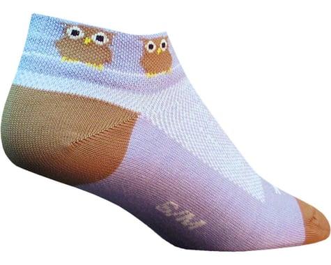 """Sockguy 1"""" Socks (Owl) (S/M)"""